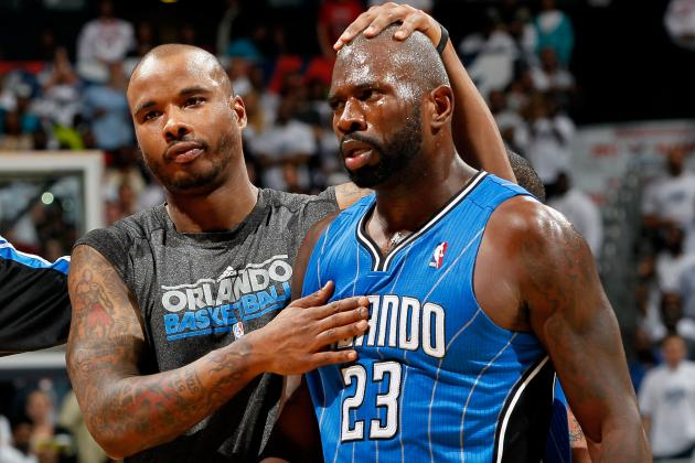 Lakers Rumors: LA Reportedly Won't Take Jason Richardson in a Dwight Howard Deal