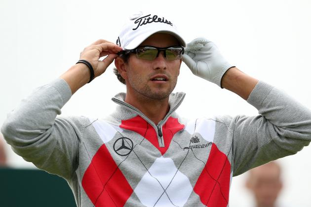 British Open 2012: Complete Breakdown of Opening Round