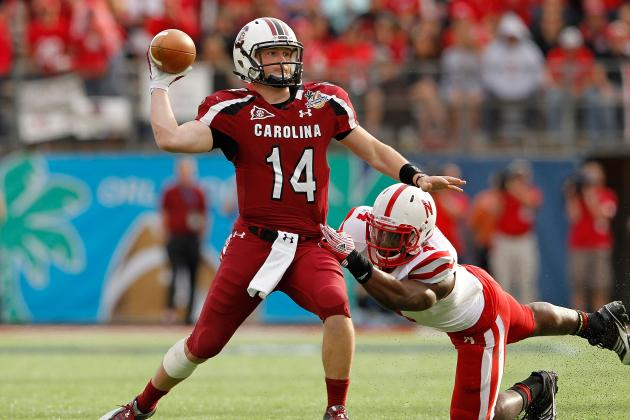 South Carolina Football: Connor Shaw Is Gamecocks' Answer at Quarterback