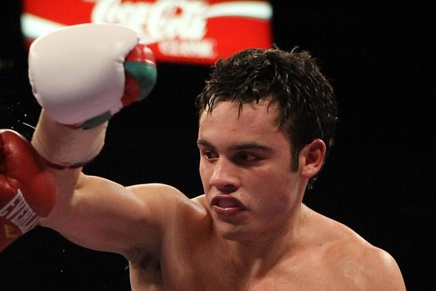 Martinez, Chavez Jr. Have War of Words