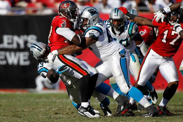 2012 Carolina Panthers: Andre Neblett's Suspension Could Cause Some Concern