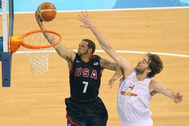 Summer Olympics 2012: Teams That Will Challenge USA for Basketball Gold