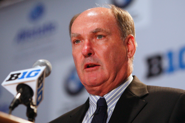 Big Ten Football: Giving Jim Delany Firing Power Is a Disaster Waiting to Happen