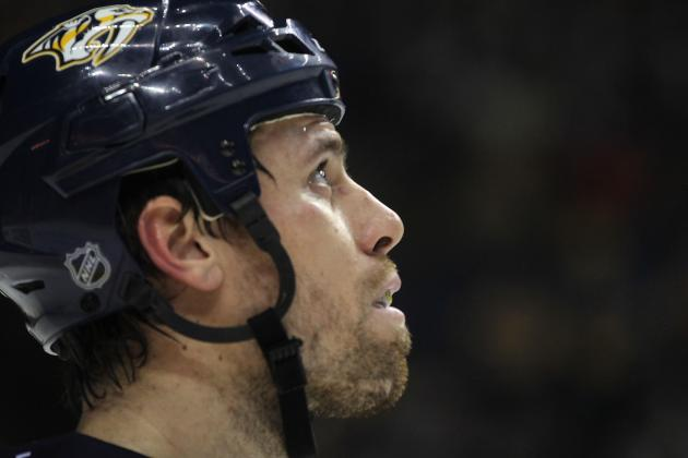 NHL Free Agents: History Predicts Predators Will Match Shea Weber's Offer Sheet