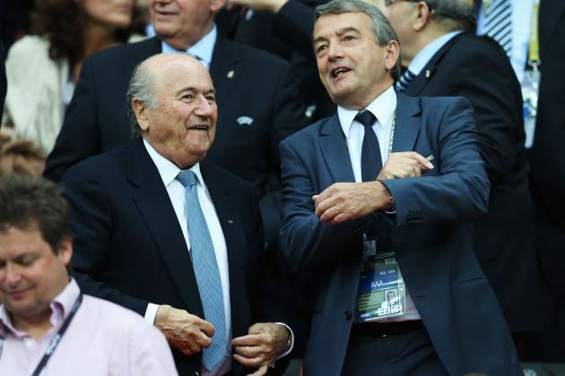 Second Cummings: It's Time for FIFA President Sepp Blatter to Go