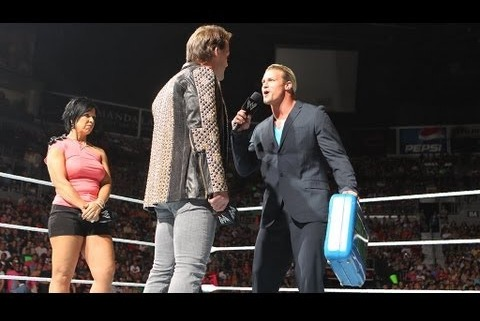 WWE Raw: How a Feud with Chris Jericho Will Help Dolph Ziggler