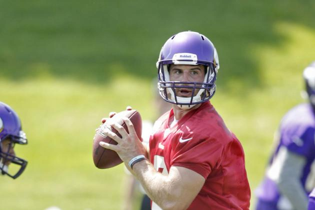 Minnesota Vikings: GM Rick Spielman's Expectations for Ponder Are on Target