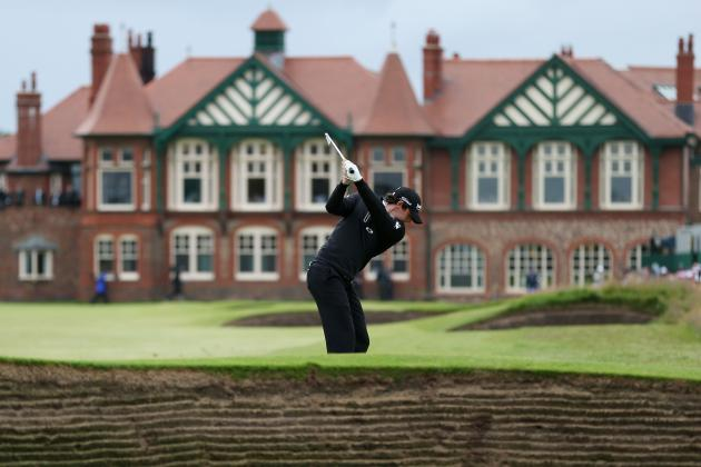 British Open Leaderboard 2012: Players Who Must Step Up in Day 2