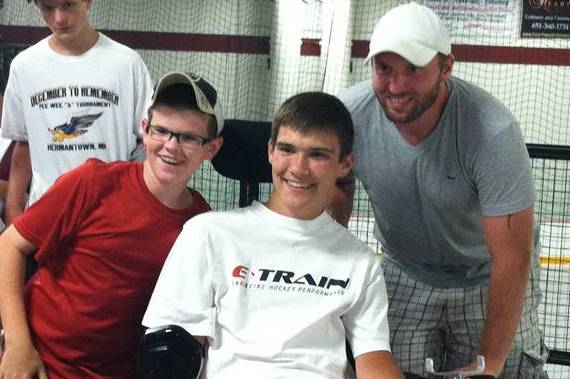 Paralyzed Youth Hockey Player Victim of Cyberbullying on Twitter