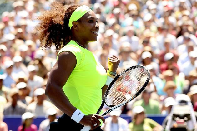 Serena Williams: How 2012 Olympics Gold Medal Would Impact USA Star's Legacy