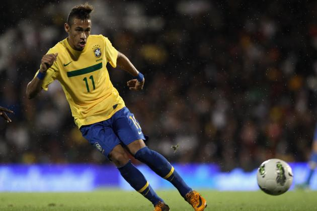 Great Britain vs Brazil: Neymar and Canarinho Stars Who Must Thrive in Friendly