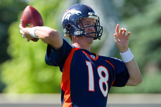 Fantasy Football 2012: Choose Your Quarterback—Eli vs. Peyton Manning
