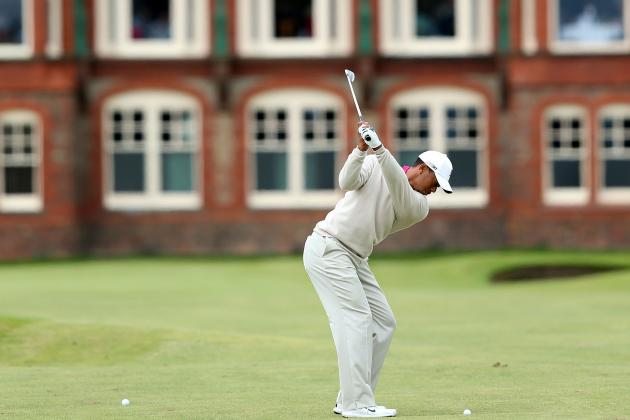 Tiger Woods British Open: Hot Start Means Star Will Be Among Leaders All Weekend