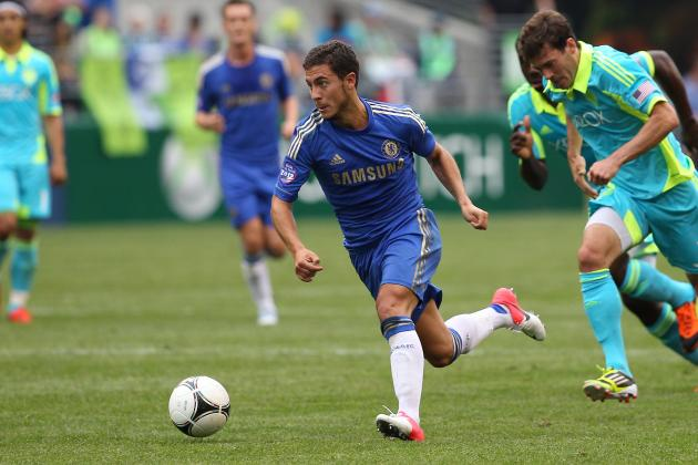 Eden Hazard: Breaking Down His Chelsea Debut Against Seattle Sounders