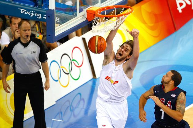 Olympic Basketball 2012: Comparing European Powerhouses Spain and France