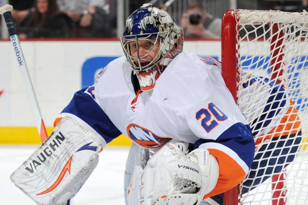 New York Islanders: Evgeni Nabokov Joins Islanders That Were Snubbed by NHL