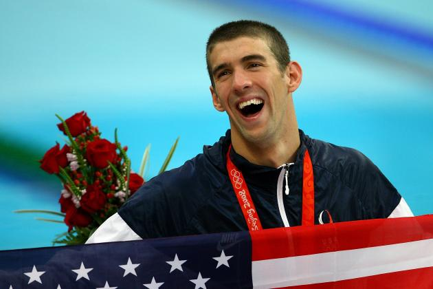 London 2012 Olympics: What Michael Phelps Must Do to Be Best Olympian Ever