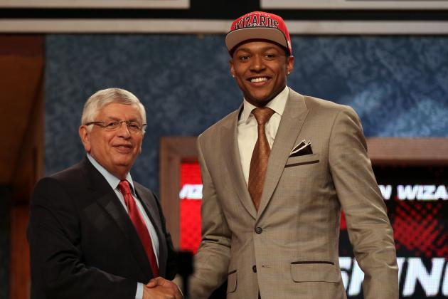 Washington Wizards Bulk Up in Free Agency and NBA Draft