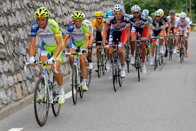 Tour De France 2012 Stage 17 Results: Winner, Leaderboard and Highlights
