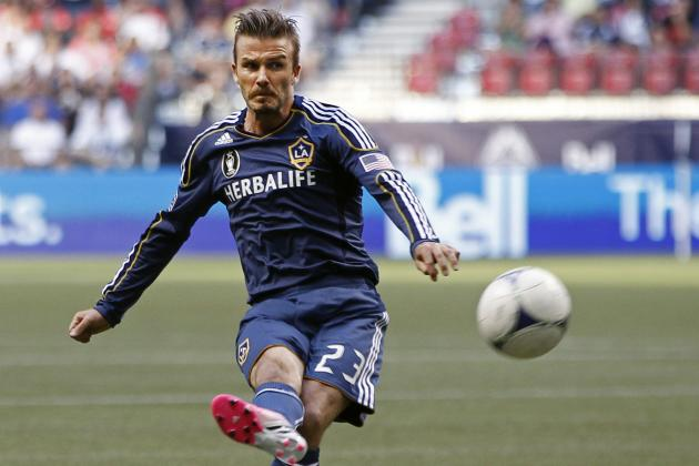 Three Reasons Why David Beckham Still Has the Magic Touch