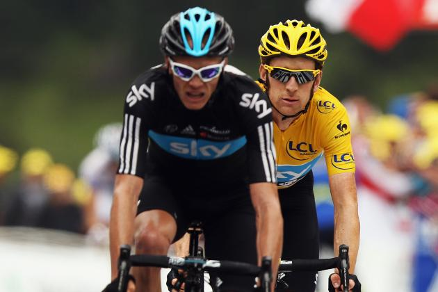 Tour De France 2012 Results: Bradley Wiggins Has Race Locked Up