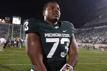 Michigan State Cancer Survivor Arthur Ray Jr. Ready to Play This Season