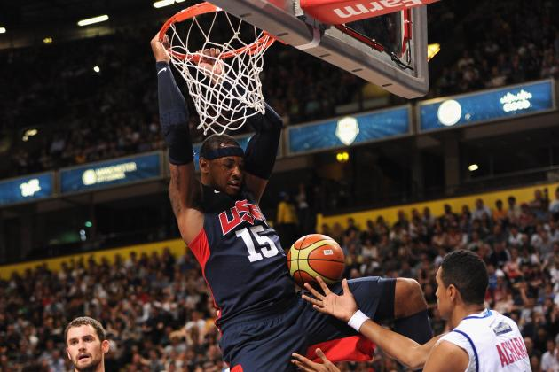 USA vs. Great Britain Basketball: Height Isn't Necessary to Dominate