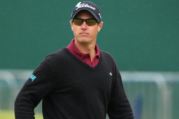 British Open 2012: Nicolas Colsaerts Has No Plans of Falling out of Contention