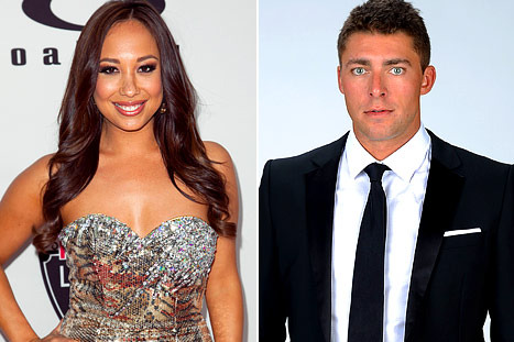 Maple Leafs' Joffrey Lupul Scores, Reportedly Dating Cheryl Burke