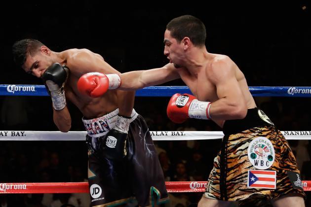 Amir Kahn vs. Danny Garcia: Is This a Mere Con?