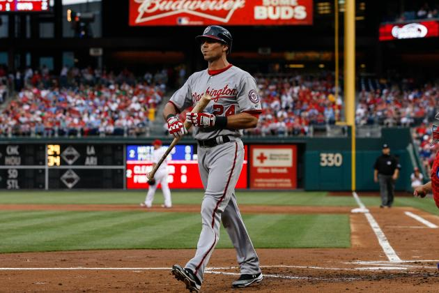 New York Yankees: Should the Bombers Look into Rick Ankiel for Outfield Help?