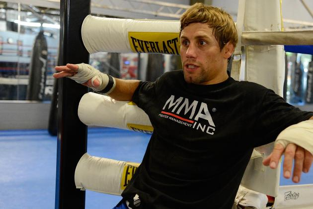 UFC 149: 3 Things to Watch for at Urijah Faber vs. Renan Barao