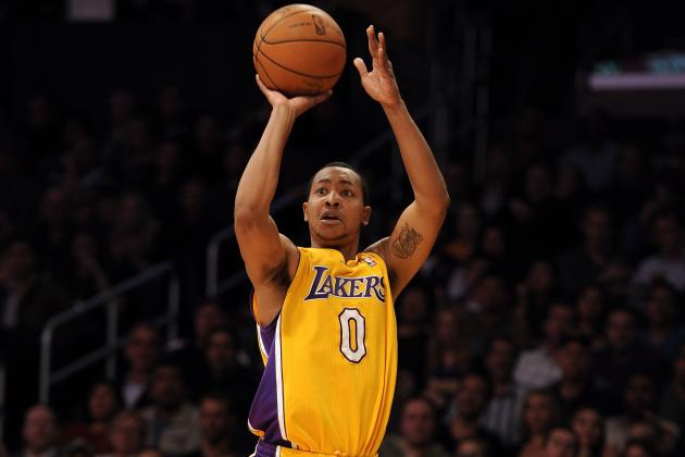 LA Lakers: Andrew Goudelock Raising Questions for Lakers at Summer League