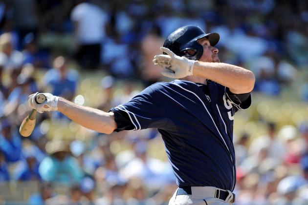 MLB Trade Rumors: Chase Headley's Trade Value