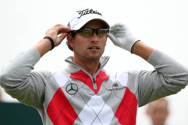 British Open 2012 Leaderboard: Top Contenders After Day 1