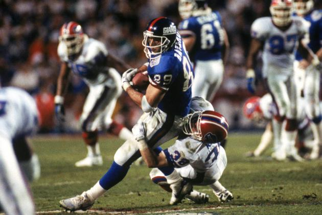 New York Giants: Ranking the Top 5 Tight Ends of All Time