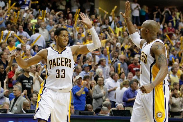 Indiana Pacers: Will They Continue to Improve After a Strong Showing in 2011-12?