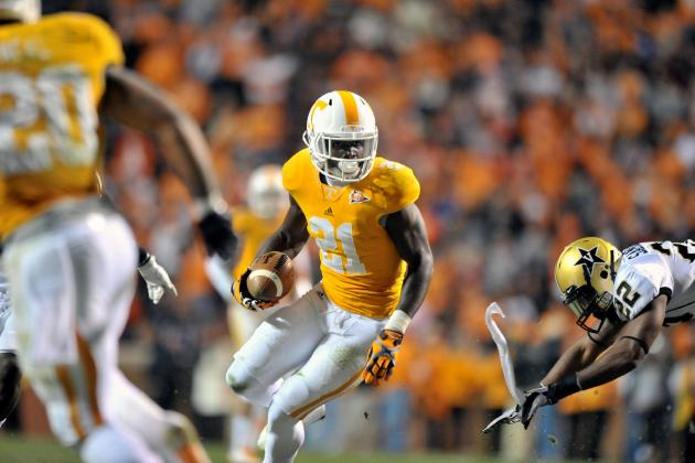 Tennessee Football: What You Need to Know About Vols' WR Da'Rick Rogers