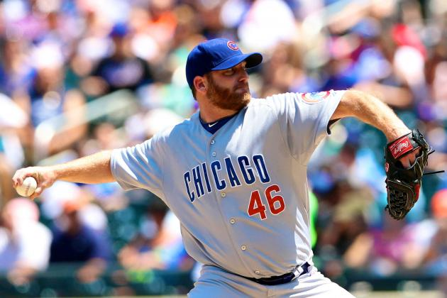 Dodgers Reportedly Have Made Trade Offer to Cubs for Ryan Dempster