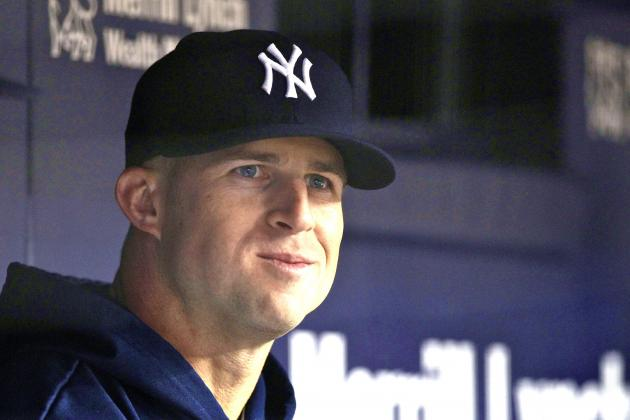 Brett Gardner Elbow Surgery Reportedly May End Yankees OF's Season