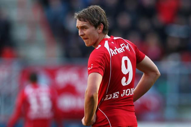 Why FC Twente Needed to Sell Luuk De Jong to Borussia Monchengladbach