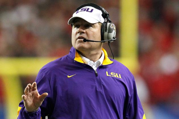 LSU Football: Analyzing Les Miles' Biggest Strengths and Weaknesses