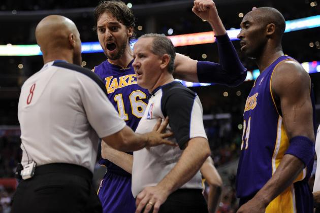 NBA Board of Governors Wisely Votes to Expand Instant Replay for Flagrant Fouls