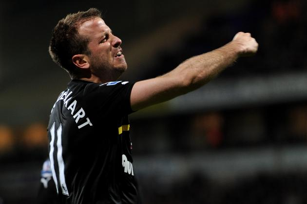 Tottenham Hotspur Transfer News: Rafael van der Vaart Confirms He's Staying