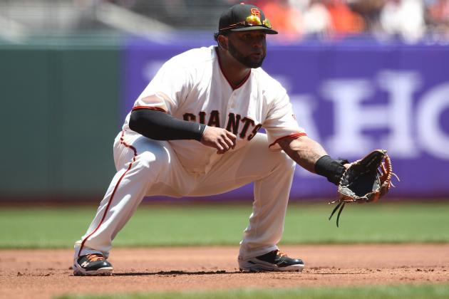 MLB Trade Rumors: Could the Giants Be Eyeing a Third Baseman?