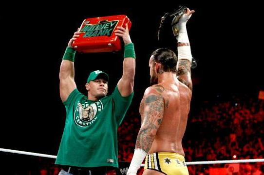 WWE Raw 1000th Episode: John Cena Is the Best Man to Be the First Failed Cash in