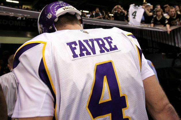 Brett Favre: Why the Gunslinger Was Not a Clutch Quarterback