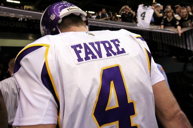 Brett Favre: Why the Gunslinger Was Not a Clutch Quarterback