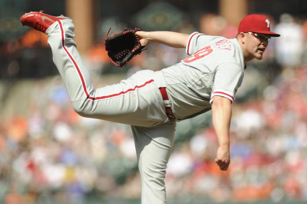 Fantasy Baseball 2012: Emergency Waiver-Wire Pitcher for July 20