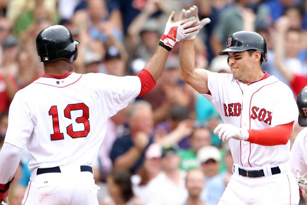 Boston Red Sox: How a Healthy Jacoby Ellsbury, Carl Crawford Impact the Lineup